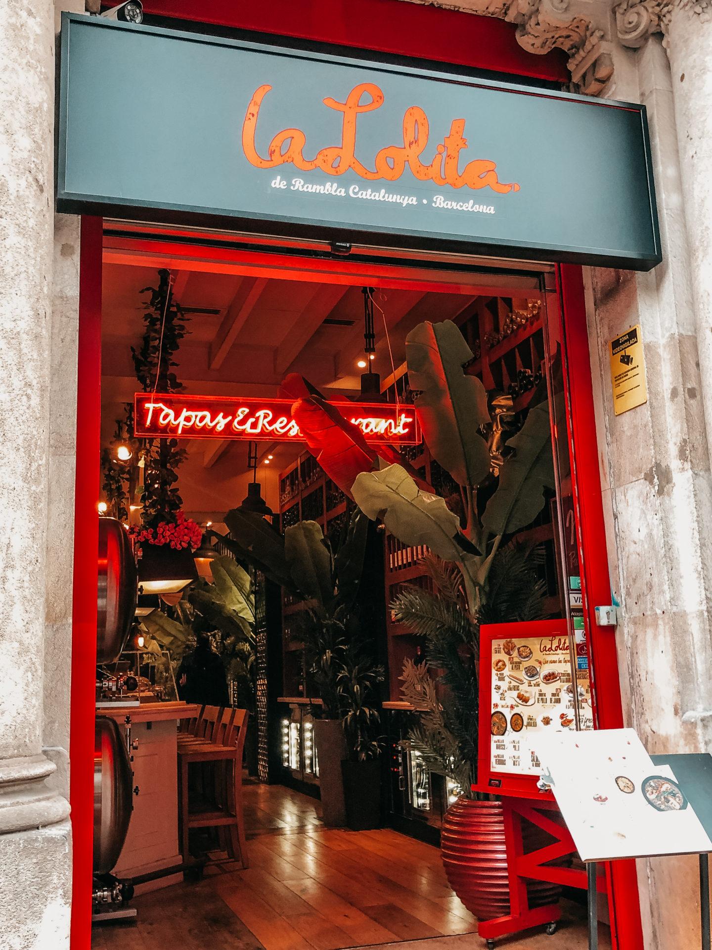 Où manger à Barcelone